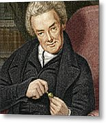 William Wilberforce, British Politician Metal Print by Sheila Terry