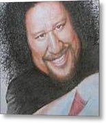 Willie K -hui O Wa'a Metal Print