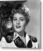 Winchester 73, Shelley Winters, 1950 Metal Print