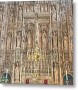 Winchester Cathedral High Altar Metal Print