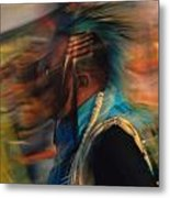 Wind Dancer Metal Print