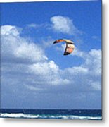Wind Power In South Florida Metal Print