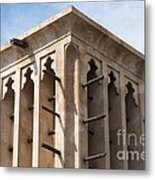 Wind Tower Metal Print