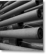 Windchime Metal Print