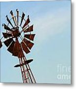 Windmill-3667 Metal Print
