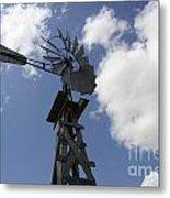 Windmill 4 Metal Print