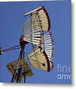 Windmill 8 Metal Print