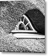 Window In A Roof Metal Print