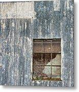 Window In Time 2 Metal Print
