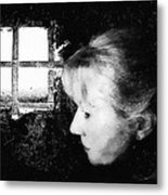 Window To The World Metal Print by Gun Legler