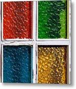 Windows Metal Print by Carlos Caetano