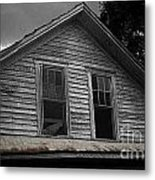 Windows In The Soul Metal Print