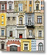 Windows Metal Print by Jaroslaw Grudzinski