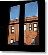 windows of Grace Metal Print