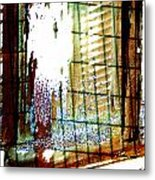 Windows Old And New 2 Metal Print