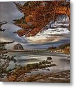 Windy Cove Metal Print