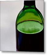 Wine Still Life Metal Print