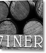 Winery  Metal Print