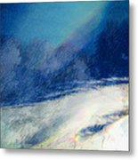 Winter Pastel Metal Print