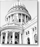 Wisconsin State Capitol Metal Print