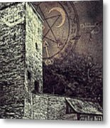 Witch Tower Metal Print