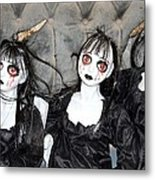 Witches Of Hallow's Eve Metal Print
