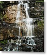 With A Little Sound Of Music Metal Print