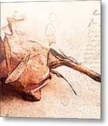 Withered Dreams Metal Print