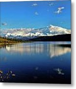 Wonder Lake II Metal Print