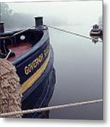 Workboat 1 Metal Print