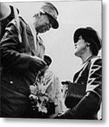 World War II. First Lady Eleanor Metal Print