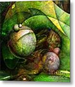 Wormwood Metal Print by Monroe Snook