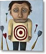 Wtf 2 No Words Metal Print by Leah Saulnier The Painting Maniac