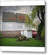 Wye Mill Metal Print