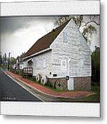 Wye Mill - Street View Metal Print