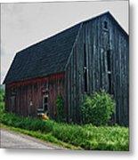 Wyoming County 5673c Metal Print