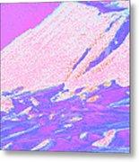 Wyoming Mountains 4-2 Metal Print