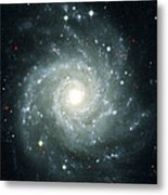 X-ray Sources In M74, Chandra Image Metal Print