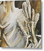 Yaddo Wheat Metal Print