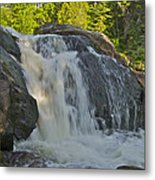 Yellow Dog Falls 4192 Metal Print by Michael Peychich