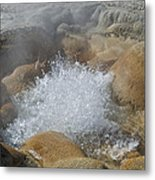 Yellowstone Hot Springs 9499 Metal Print