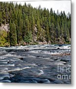 Yellowstone River Metal Print