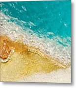Yellowstone Thermal Pool 1 Metal Print