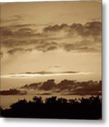 Yesteryears Sunset Metal Print