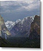 Yosemite Valley 2 Metal Print