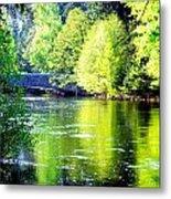 Yosemite's Merced River Metal Print