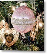 You Have My Heart For Christmas Metal Print