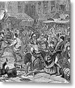 Young Thief, 1868 Metal Print
