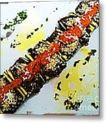 Zucchini Bowls Metal Print