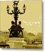 # 10 Paris France Metal Print